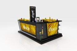 Dolcis Exhibition Stand
