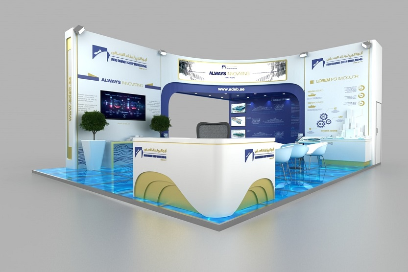 Best Exhibition Stand Design : Exhibition stand designs tip top advertising events