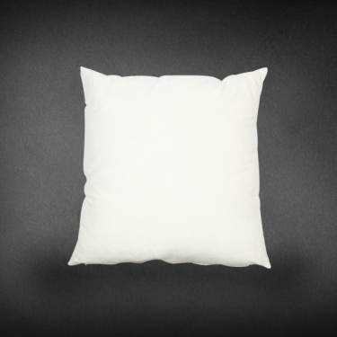 Big White Cushion