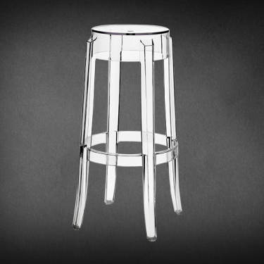 Crocus Acrylic Bar Stool
