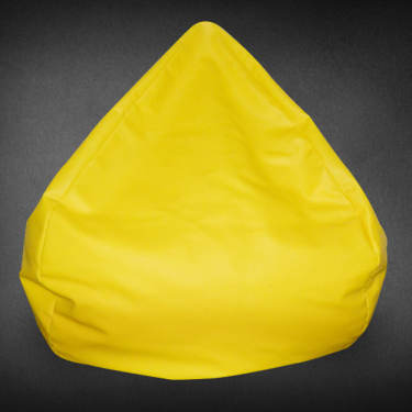 Small Bean Bag Yellow