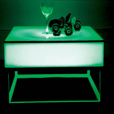 Pancy LED Coffe Table