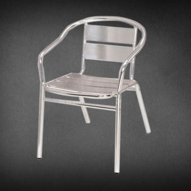 Poppy Aluminum Chair