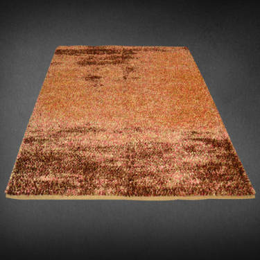 Brown Rectangular Carpet