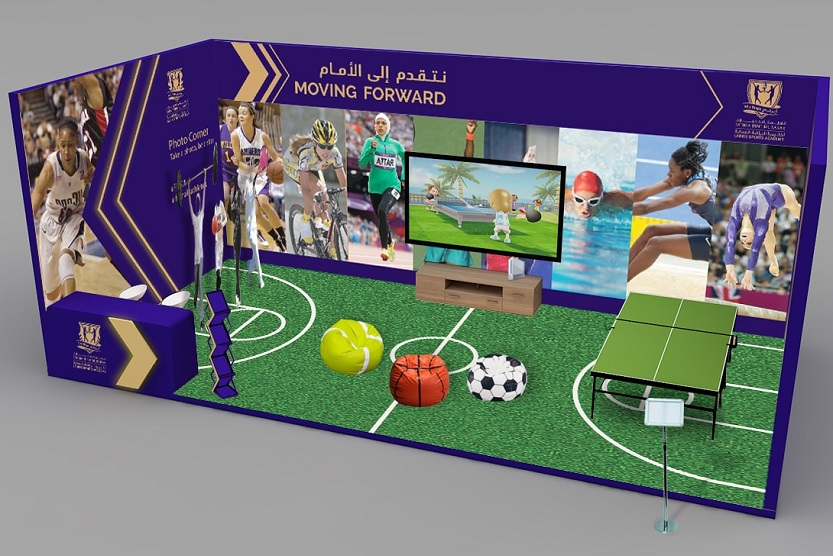 Exhibition Stand Game Ideas : Exhibition stand designs u tip top advertising events
