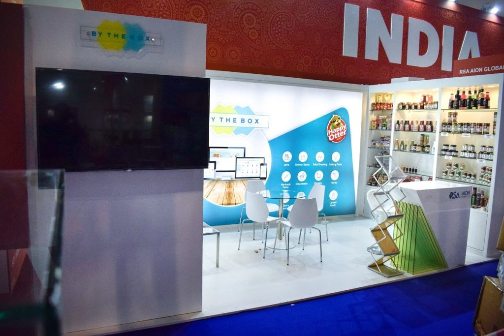 Exhibition Stand Themes : By the box u2013 exhibition stand design u2013 tip top advertising & events
