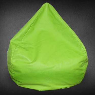 Small Bean Bag Mint Green