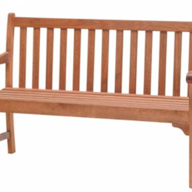 Wooden Bench-2 seater