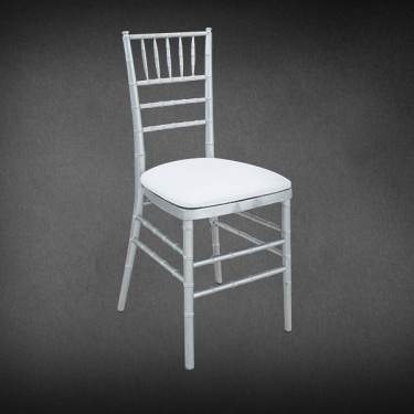 Chivalri Chair Silver